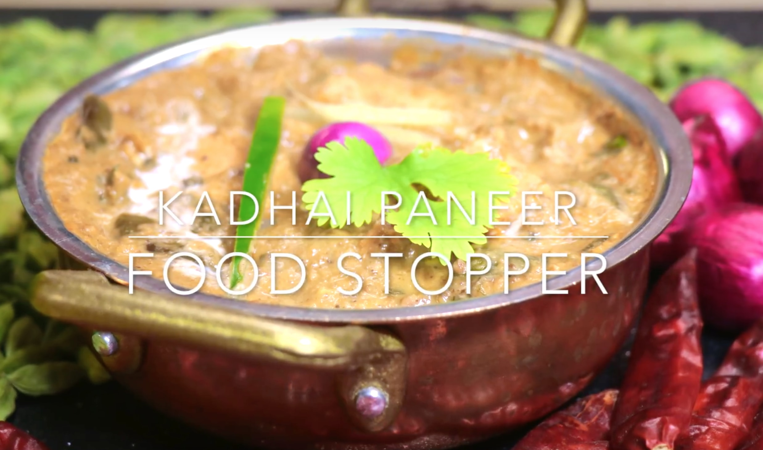 Kadai Paneer recipe is an indian food image 1 (Veg recipe of india)