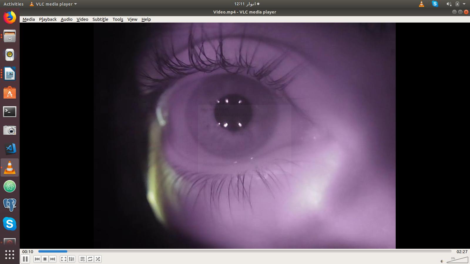 Opencv Loop Video
